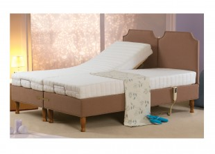 Sweet Dreams Fontwell 2ft6 Small Single Adjustable Bed On Deluxe Legs