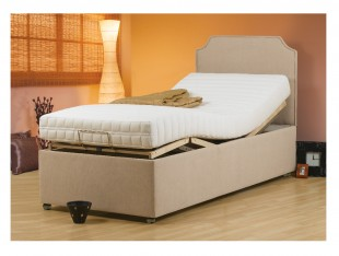 Sweet Dreams Brighton 2ft 6 Small Single Adjustable Bed