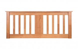 Sweet Dreams Kestrel 3ft Single Oak Wooden Headboard