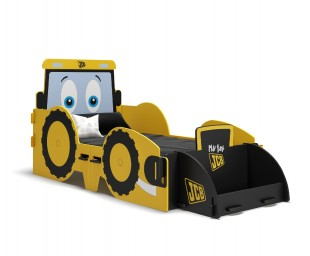 Kidsaw JCB Digger Junior First Fun Bed Frame