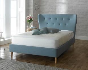 Limelight Aurora 6ft Super Kingsize Duck Egg Blue Fabric
