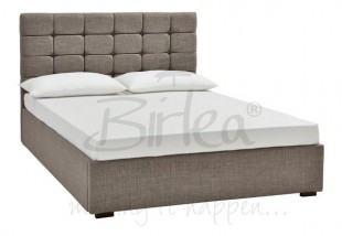 6d84b6e7f78831 Birlea Isabella 6ft Super King Size Grey Upholstered Fabric Bed Frame by  Birlea