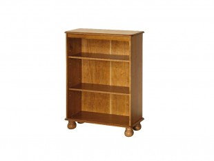 Core Dovedale Pine Small Bookcase