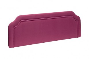 New Design Emma 2ft6 Small Single Fabric Headboard (Choice Of Colours)