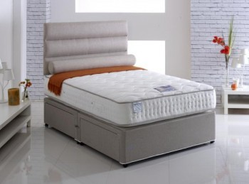 Vogue Emperor Latex 2000 Pocket 5ft Kingsize Bed
