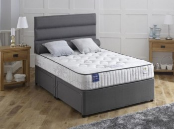 Vogue Memorypaedic Blu Cool Memory 4ft6 Double Bed