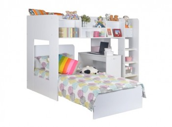 Flair Furnishings Wizard L Shape Bunk Bed
