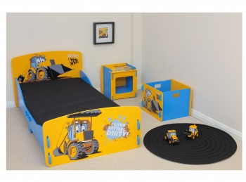 Kidsaw JCB Room In A Box Set