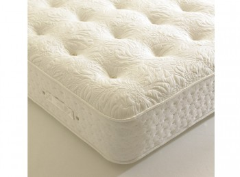 Shire Beds Eco Sound 4ft6 Double 2000 Pocket Spring Mattress