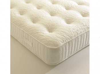Shire Beds Eco Deep 4ft Small Double 1000 Pocket Spring Mattress