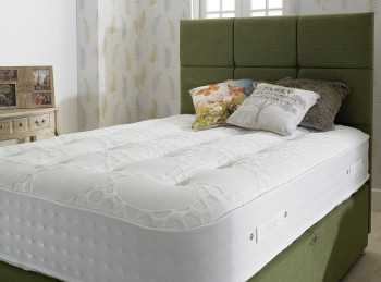 Shire Beds Eco Grand 3ft Single 4000 Pocket Spring Mattress