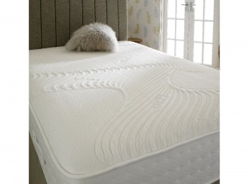 Shire Beds Eco Rest 6ft Super Kingsize 1000 Pocket Spring Mattress