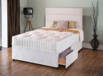 Repose Gold 1000 Pocket 2ft6 Small Single Bed