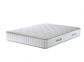 Sealy Casoli Wool 1200 Pocket 5ft Kingsize Mattress