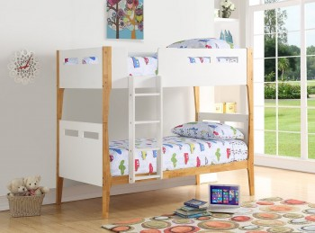 Flair Furnishings Addison White Bunk Bed