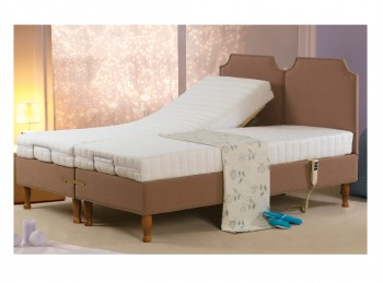 Sweet Dreams Fontwell 6ft Super Kingsize Adjustable Bed On Deluxe Legs