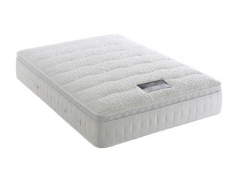 Dura Bed Silver Active 2ft6 Small Single 2800 Pocket Springs Mattress