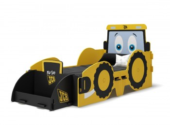 Kidsaw JCB Digger Junior Bed Frame
