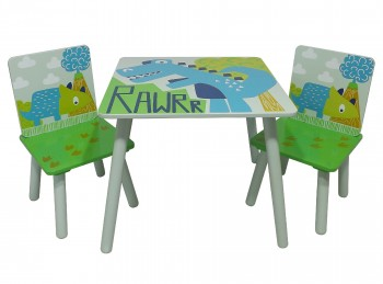 Kidsaw RAWRR Table And Chairs
