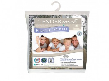 Protect A Bed Tencel Cool Pillow Protector (Pack Of  2)