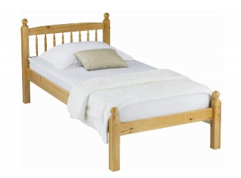 LPD Pamela 3ft Single Pine Wooden Bed Frame