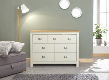 GFW Lancaster Merchants Chest in Cream