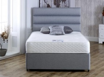 Vogue Gel Feel Deluxe 1000 Pocket 3ft Single Mattress