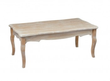 LPD Provence Weathered Oak Finish Coffee Table