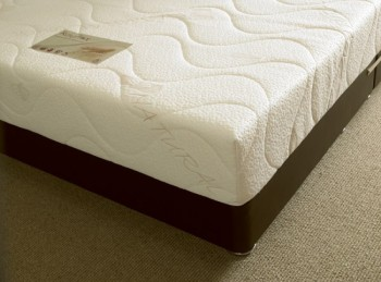 Kayflex Natural Touch 4ft Small Double Memory Foam Mattress