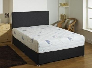 Kayflex Pure Sleep 2ft6 Small Single 1200 Pocket Springs with Memory Foam Mattress