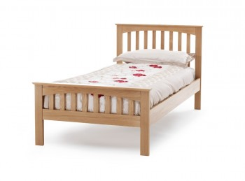 Serene Windsor 3ft Single Oak Bed Frame