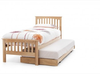 Serene Windsor 3ft Single Oak Guest Bed Frame