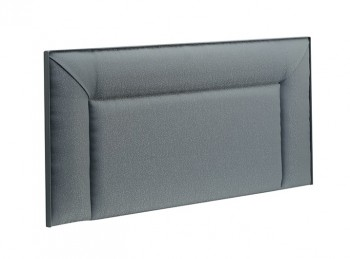 New Design Jodie 5ft Kingsize Upholstered Headboard (Choice Of Colours)