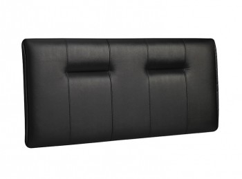 New Design Zodiac 2ft6 Small Single Upholstered Headboard (Choice Of Colours)