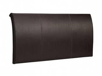 New Design Alpha 4ft Small Double Upholstered Headboard (Choice Of Colours)