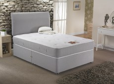 La Romantica Vienna 4ft6 Double 1500 Pocket With Latex Mattress
