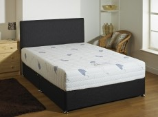 Kayflex Pure Sleep 4ft Small Double 1200 Pocket Springs with Memory Foam Mattress