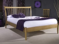 Limelight Aquarius 6ft Super Kingsize Oak Bed Frame