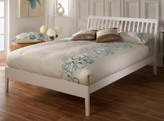 Limelight Ananke 3ft Single White Wooden Bed Frame