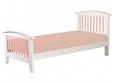 Sweet Dreams Ruby Pink 3ft Single Bed Frame