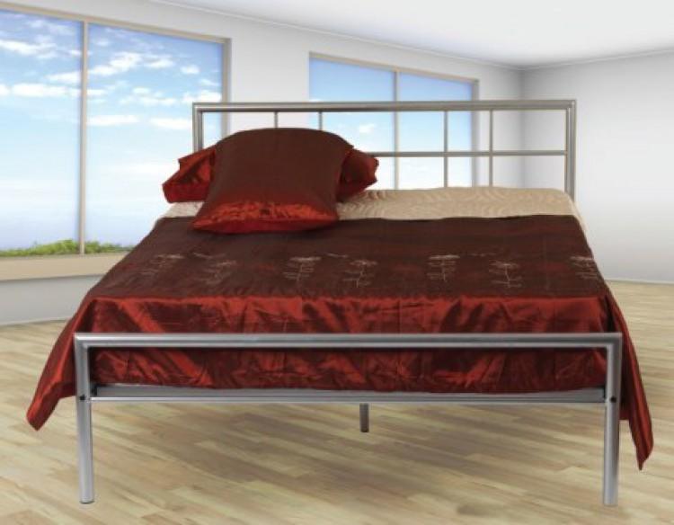 Sweet Dreams Cuckoo 4ft6 Double Metal Bed Frame By Sweet
