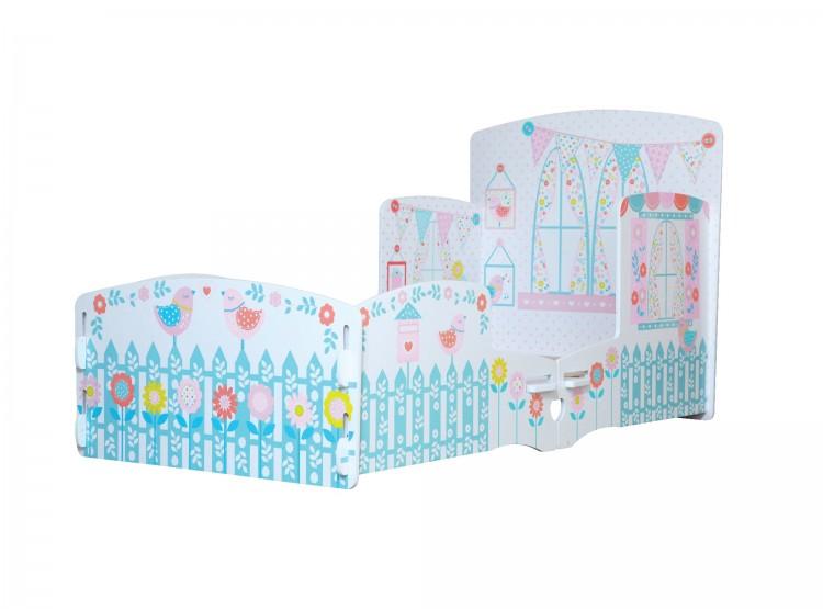 Kidsaw JCB Digger 3ft Single Fun Bed Frame