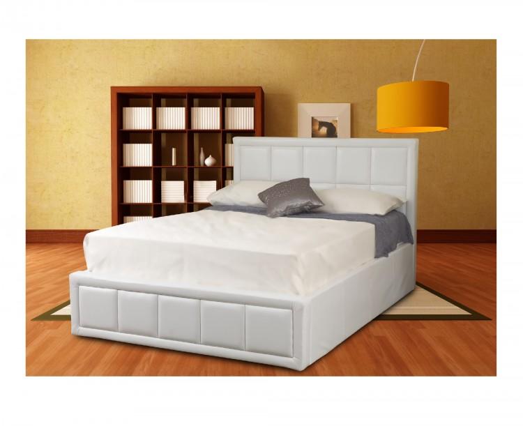 Amazing Sweet Dreams Tern White 3Ft Single Ottoman Bed Frame By Creativecarmelina Interior Chair Design Creativecarmelinacom