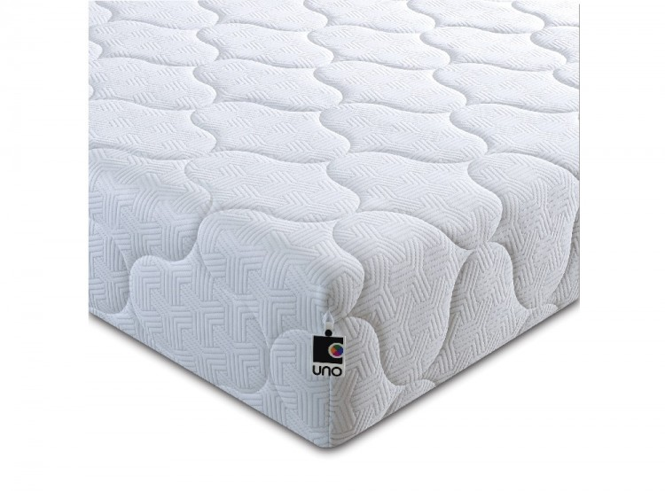 Breasley Uno Pocket 1000 4ft6 Double Mattress Bundle Deal By Bundles