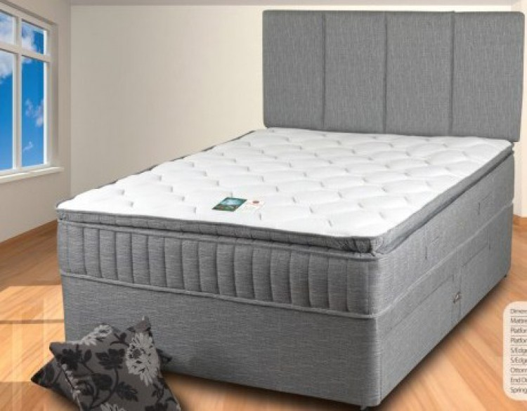 Kayflex Memory Gel 1200 Pocket Mattress Bed Mattress Sale