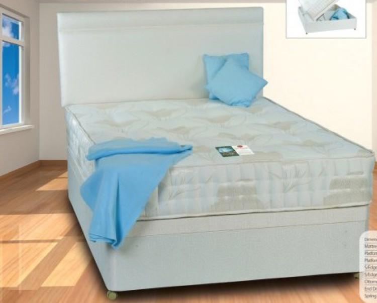 Sweet Dreams Sloane Rathlin 4ft 6 Double Sleepzone Mattress By