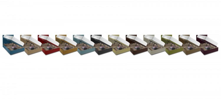 9f0f51b3c33f Shire Beds 4ft Small Double Ottoman Base (CHOICE OF COLOURS). Shire ...