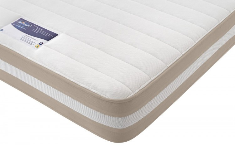 Silentnight moscow 6ft super kingsize 1200 mirapocket with for 6 foot divan
