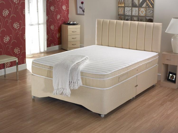 La Romantica Shantay 5ft Kingsize Memory Foam Mattress By La Romantica
