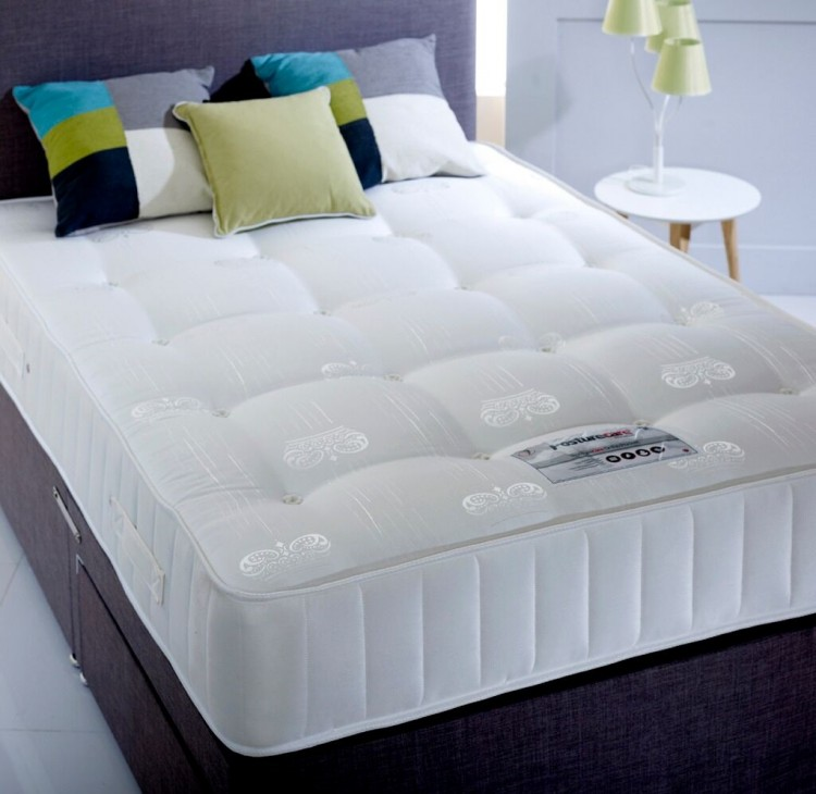 Sealy Mattress Reviews >> Dura Bed Posture Care Pocket Ortho 3ft Single Mattress by ...